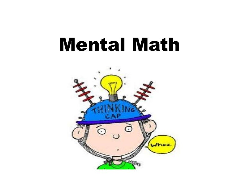 Mental Math Works