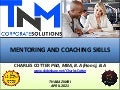Mentoring and Coaching Skills