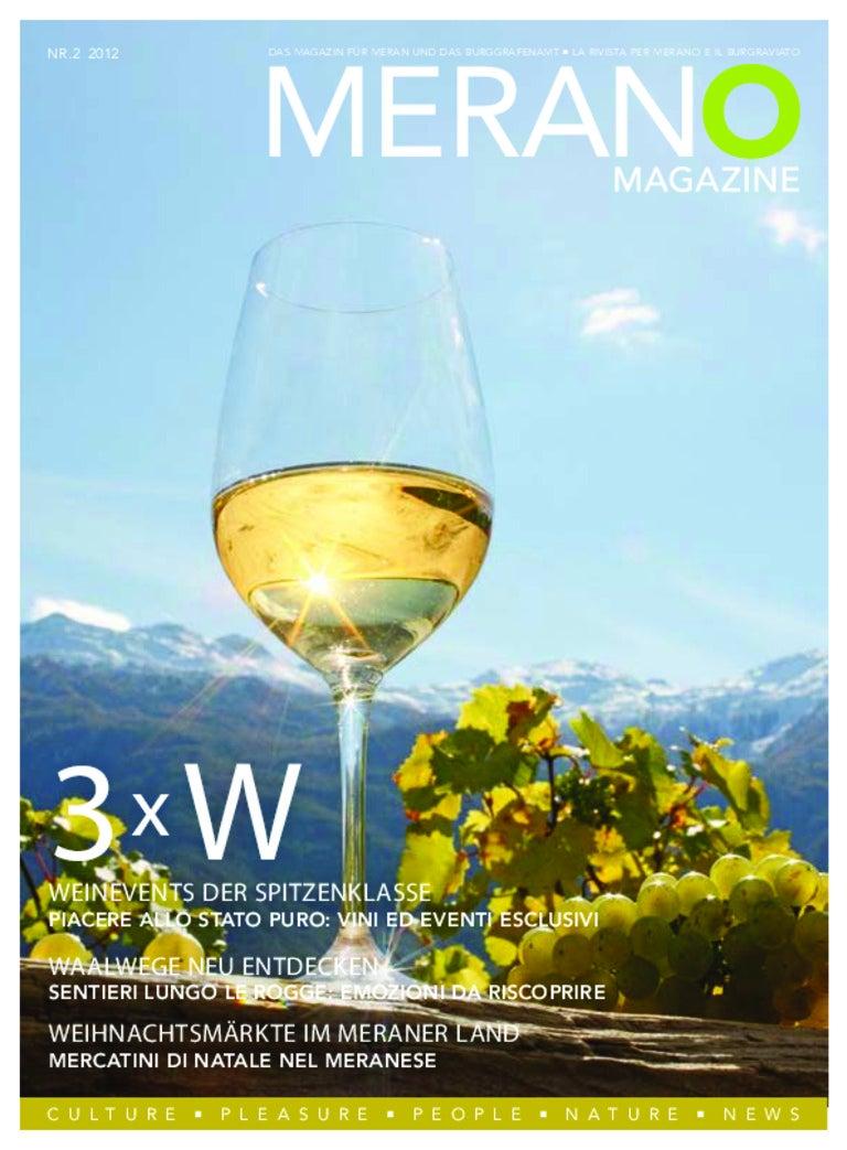 Merano Magazine Winter 20122013
