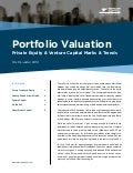 Mercer Capital's Portfolio Valuation: Private Equity and Venture Capital Marks and Trends | Q1 2019