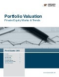 Mercer Capital's Portfolio Valuation: Private Equity Marks and Trends | Q1 2015