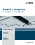 Mercer Capital's Portfolio Valuation: Private Equity Marks and Trends | Q2 2015