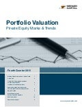 Mercer Capital's Portfolio Valuation: Private Equity Marks and Trends | Q4 2015