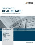 Mercer Capital's Value Focus: Real Estate Industry | Q1 2017 | Segment Focus: U.S. Commercial Real Estate