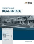 Mercer Capital's Value Focus: Real Estate Industry | Q3 2016 | Segment Focus: Residential Single Family Real Estate