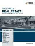 Mercer Capital's Value Focus: Real Estate Industry | Q3 2017 | Segment Focus: Residential Single Family Real Estate