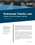 Mercer Capital's Tennessee Family Law | Q3 2018 | Valuation & Forensic Insights for Attorneys
