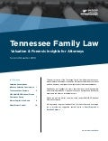 Mercer Capital's Tennessee Family Law | Q2 2019 | Valuation & Forensic Insights for Attorneys