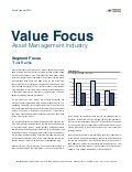 Mercer Capital's Asset Management Industry Newsletter | Q4 2012 | Focus: Trust Banks