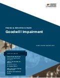 Mercer Capital's Financial Reporting Update | Goodwill Impairment