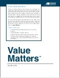 Mercer Capital's Value Matters™ | Issue No. 2, 2018