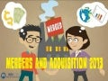 Mergers n acquisition 2013