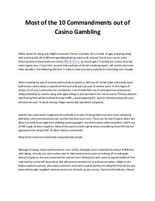 How To Play Slots And Win - Casino Slot Cheats