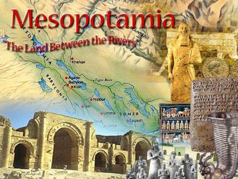 mesopotamian arts