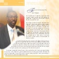 AFRINIC Annual Report 2007- Message ceo