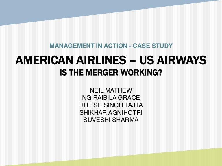 american airlines case study essay A case study on american airlines tickets pricing strategy see attached document for integrated questions require 3 pages on content unlike most other websites we deliver what we promise.