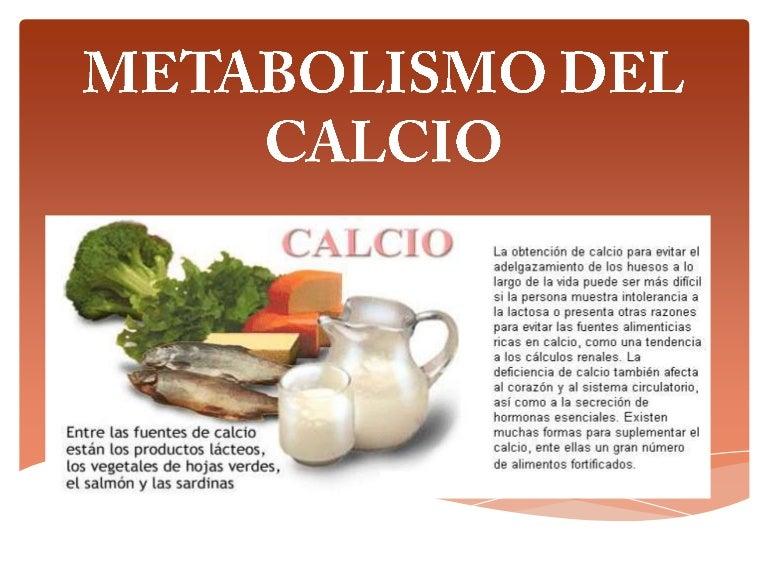 10 cosas sobre ralentizar metabolismo