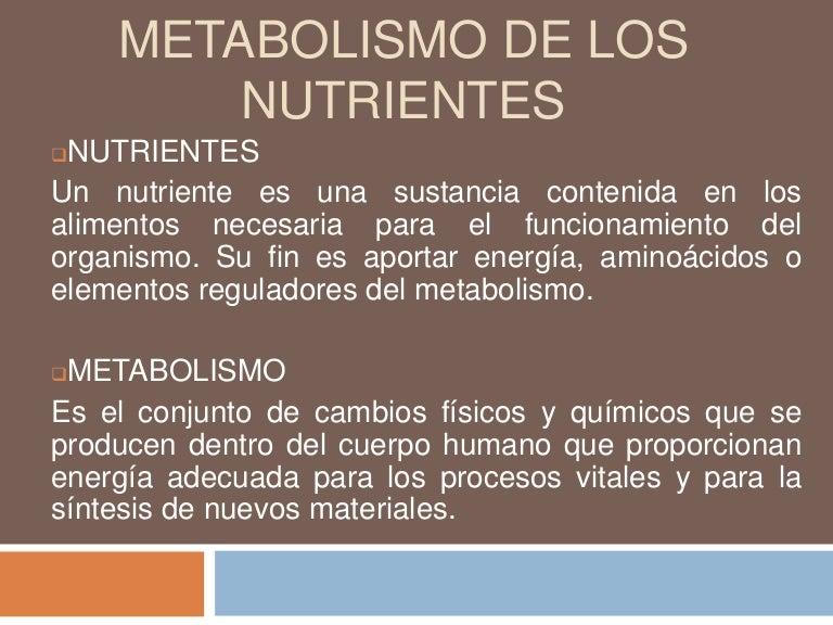 Tres mitos sobre Tipos de metabolismo