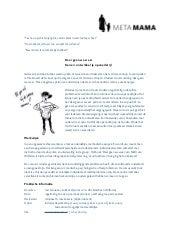 MetaMama - Cursus Opvoedstijlen