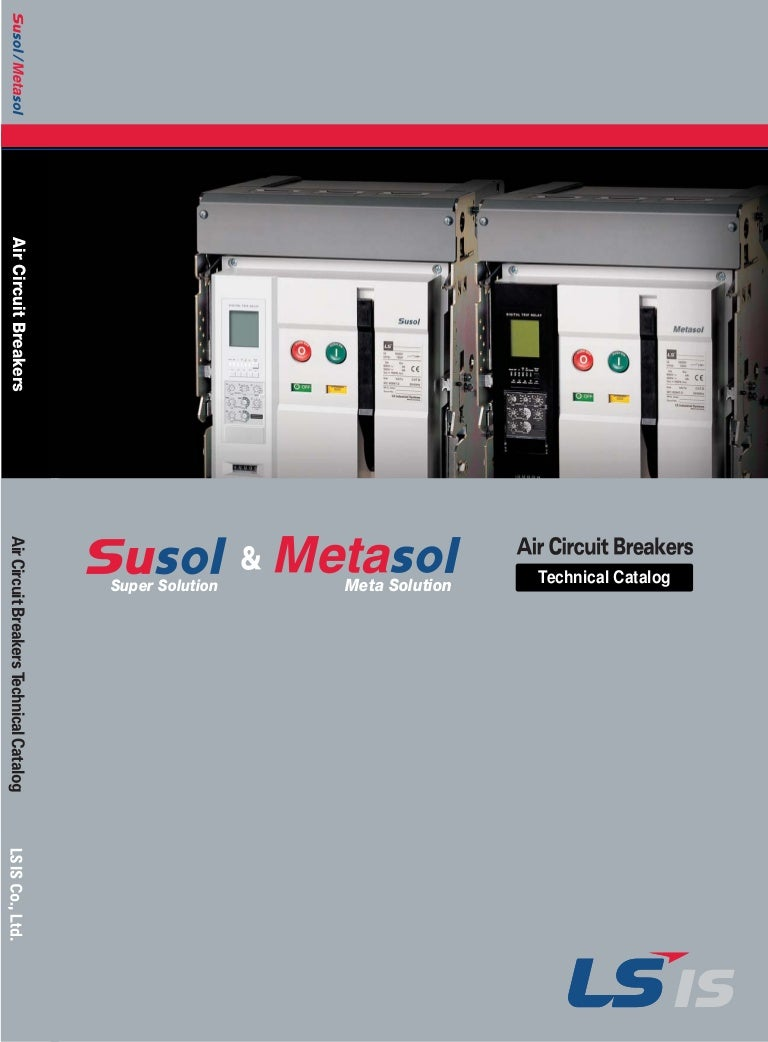 Catalog Metasol Susol Acb Ls Technical Control Wiring Diagram Of