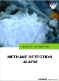 Methane Detection Alarm by ACMAS Technologies Pvt Ltd.