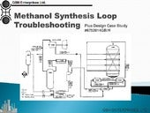 Methanol Synthesis Loop Troubleshooting