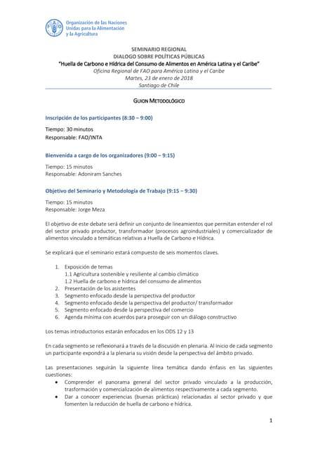 Metodología IR3 sector privado