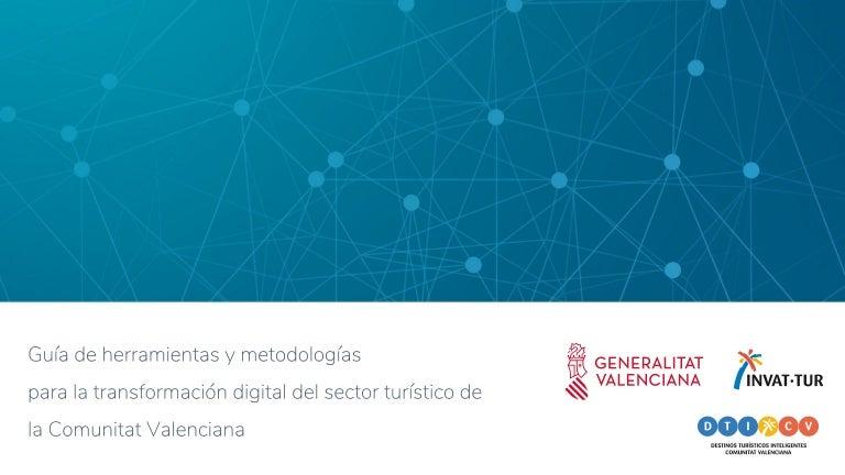 Guía de herramientas y metodologías para la transformación digital de…
