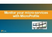 Monitor Micro-service with MicroProfile metrics