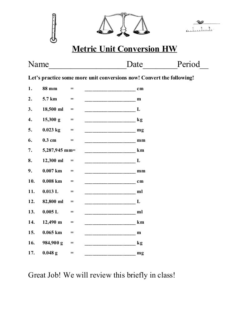 Worksheets Metric System Conversion Practice Worksheet system conversion practice worksheet delibertad metric delibertad