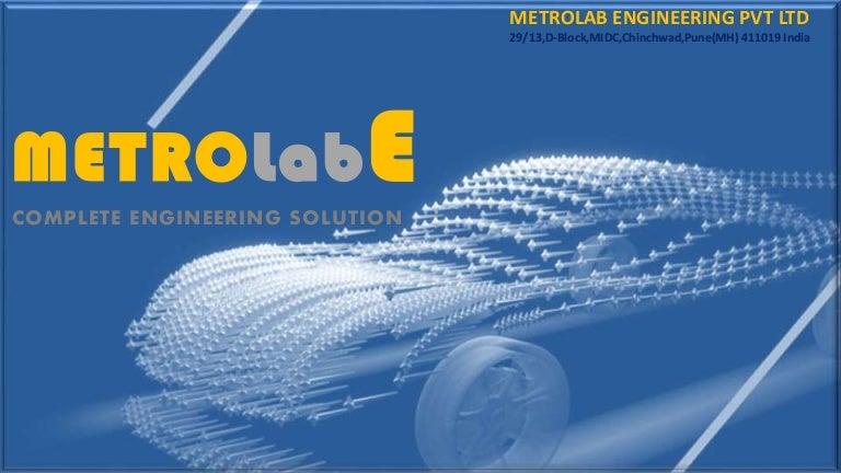 Metrolab Engineering Pvt Ltd