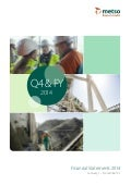Metso 2014 Financial Statements Review