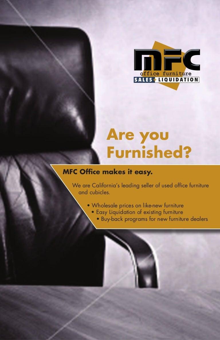 Mfc Used Office Furniture San Diego 619 727 5135