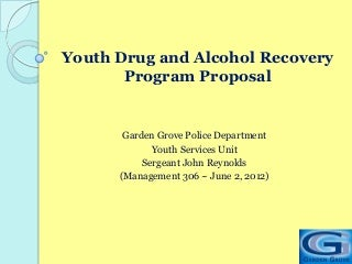 alcohol recovery first year