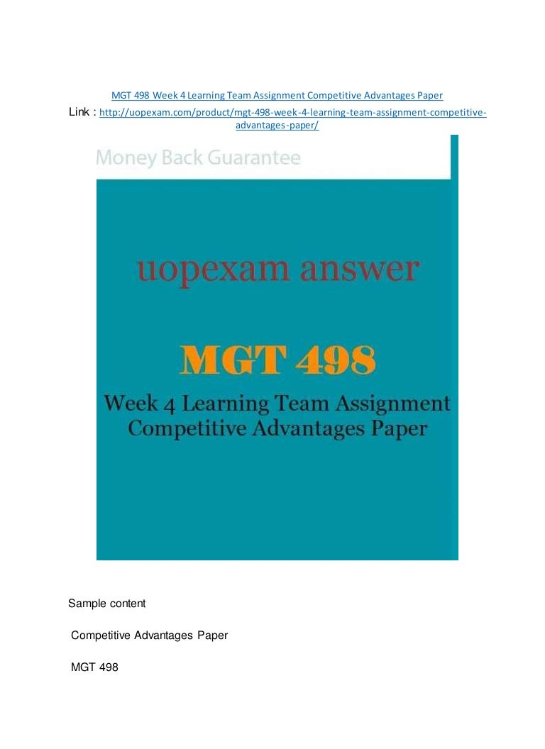 mgt330 final paper Focus of the final paper explain how the management practices of planning, leading, organizing, staffing, and controlling are implemented in your workplace.