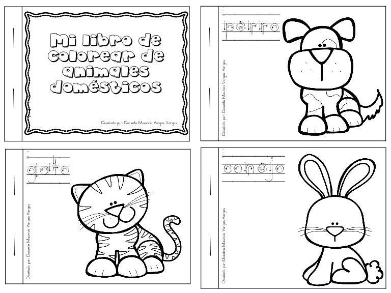 Mi libro-de-colorear-de-animales-domesticos