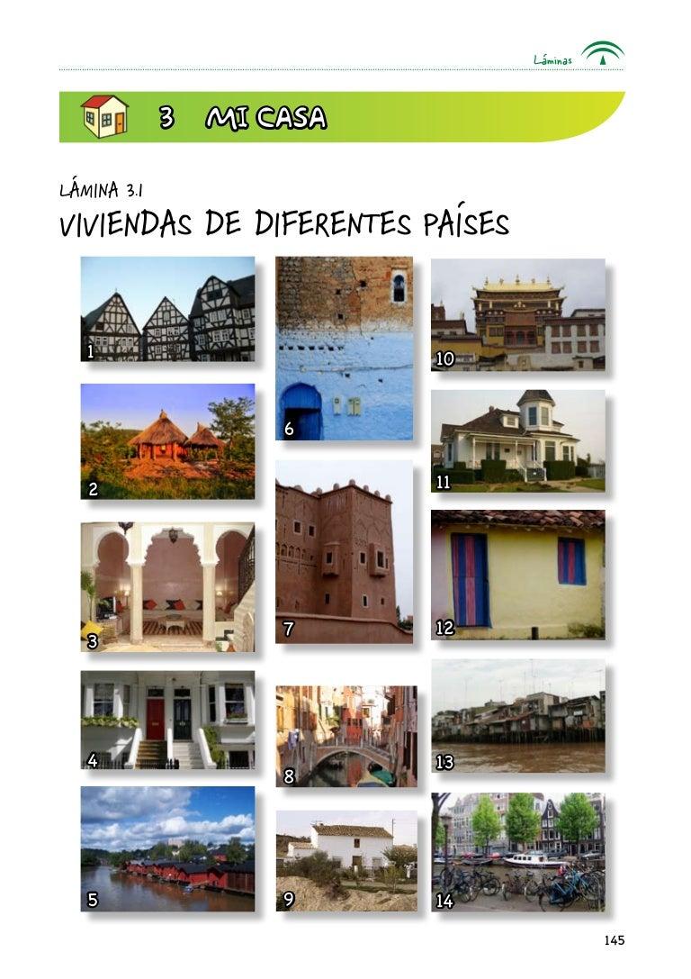 Mi casa viviendas de diferentes pa ses - Distintos tipos de casas ...