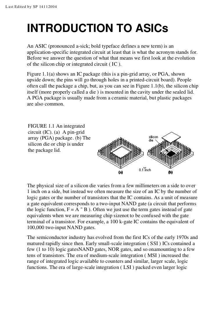 Michael John Sebastian Smith Application Specific Integrated Circuits Figure 48 Ttl Inverter Circuit