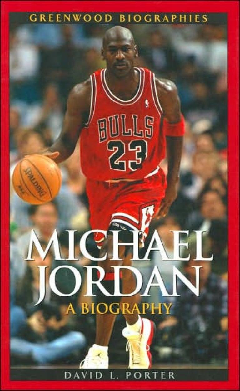 898ef14e7010 Michael jordan a biography