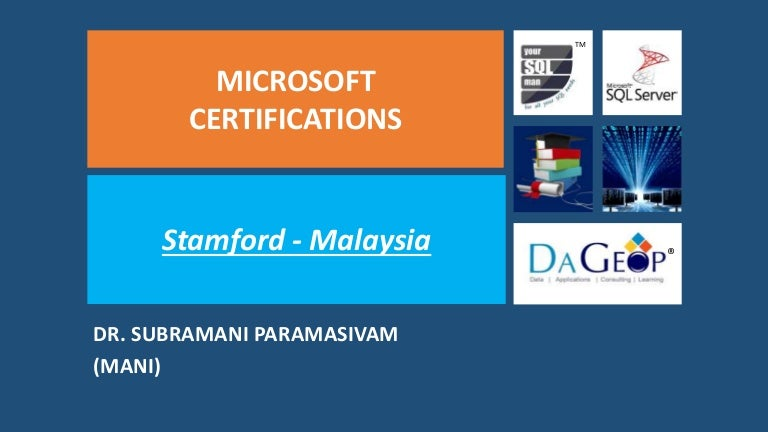 Microsoft Certifications Better Explained