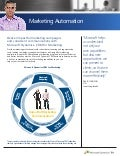 Microsoft India – Dynamics CRM Marketing Brochure