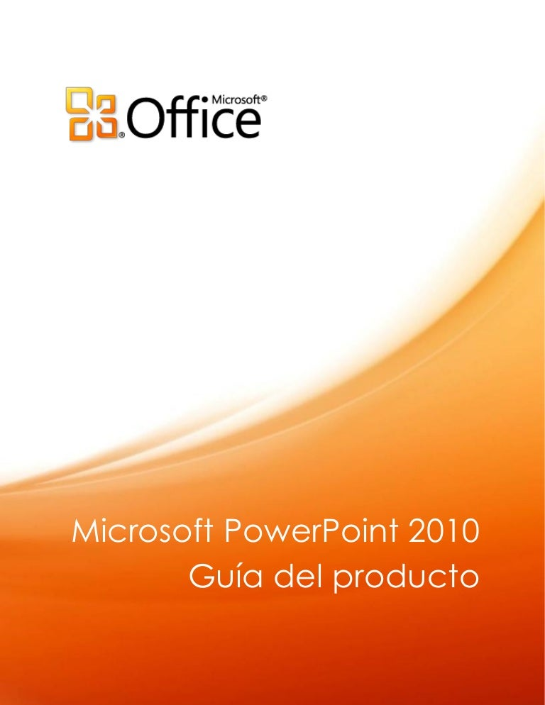 microsoft office power point 2010