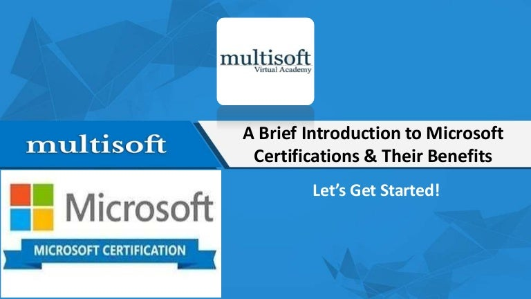 The Ultimate Guide To Microsoft Online Courses Multisoft Virtual Ac