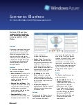 Microsoft Windows Azure - Sentient Ideas Incubator Developed Bluehoo Case Study