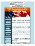 NPZ LAW GROUP'S U.S. & CANADIAN IMMIGRATION  LAW UPDATE (September 15, 2014)