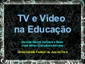 Midia educacionais tv video