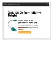 Mighty bright offer the best xtraflex2 led book light green only 800 reviews