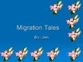 Migration Tales by Jenny 3GK