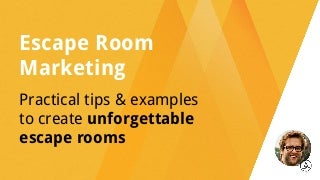Escape Room Marketing - Up The Game Breda