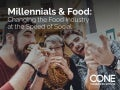 Millennials & Food: Changing the Food Industry at the Speed of Social